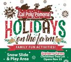 Cal Poly Holidays at the Farm