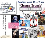Cinema Sounds Concert