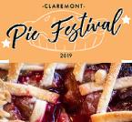 Claremont Pie Festival