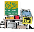 Claremont Community Yard Sale