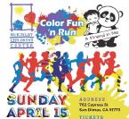 Color Fun 'n Run 2018