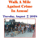 Azusa Walk Against Crime