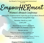 EmpowHERment Women's Brunch