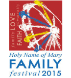 Holy Name of Mary Family Festival