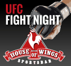UFC at House of Wings La Verne