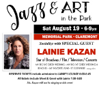 Claremont Jazz & Art in the Park