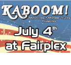 Kaboom at the Fairplex