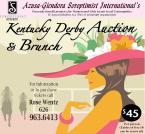 Kentucky Derby Auction & Brunch
