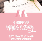 Mother's Day at Montclair Place