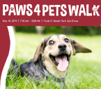 Paws 4 Pets Walk