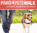Paws for Pets Walk