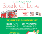 SD Golf Spark of Love Toy Drive