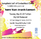 Super Stars Awards Banquet