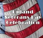 Upland Veteran's Day Ceremony