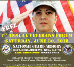 7th Annual Veterans Forum