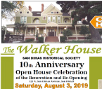 Walker House Anniversary