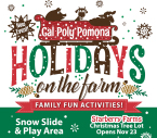 Cal Poly Holidays at the Farm