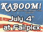 Kaboom at the Fairplex