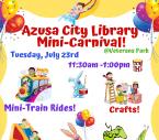 Azusa Mini-Carnival