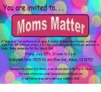 Moms Matter