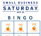 Shop Small La Verne Bingo