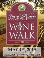 Sip of La Verne Wine Walk