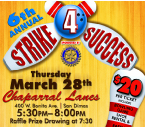 6th Annual Strike 4 Success