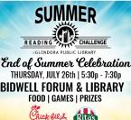 End of Summer Celebration